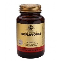 Solgar Super Concentrated Isoflavones | 60 tabs