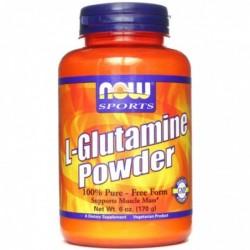 NOW L-Glutamine Powder | 0.454kg