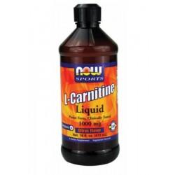 NOW L-Carnitine Liquid 1000mg | 473ml