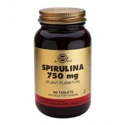 Solgar Spirulina 750mg | 100 tabs