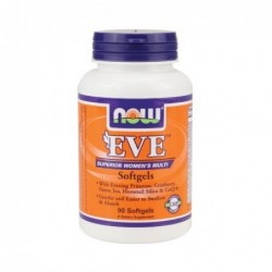 NOW Eve Womens Multiple Vitamin | 90 sgels