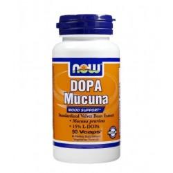 NOW DOPA Mucuna | 90 vcaps
