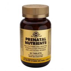 Solgar Prenatal Nutrients | 60 tabs