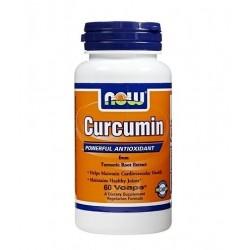 NOW Curcumin | 60 vcaps