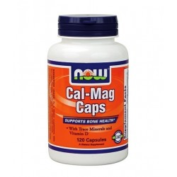 NOW Cal-Mag | 120 caps