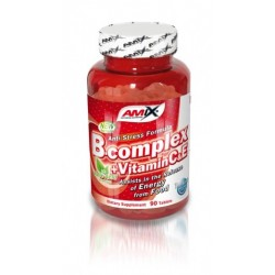 Amix Vitamin B-Complex + Vitamin C&E | 90 tabs