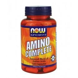 NOW Amino Complete | 120 caps