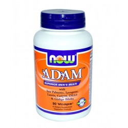 NOW ADAM Superior Mens Multiple Vitamin | 90 vcaps
