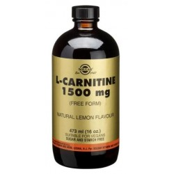 Solgar L-Carnitine Liquid | 473 ml