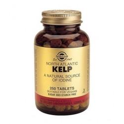 Solgar Kelp   250 tabs