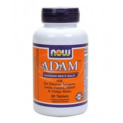 NOW ADAM Superior Mens Multiple Vitamin | 60 tabs