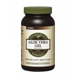 GNC Natural Brand Aloe Vera Gel | 90 caps