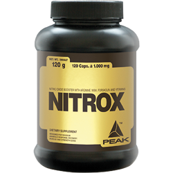 Peak NitrOX | 120 caps