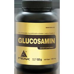 Peak Glucosamin   120 caps