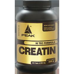 Peak Creatin XT | 240 caps