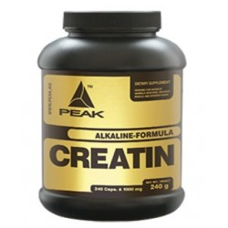 Peak Creatin Alkalyn | 240 caps