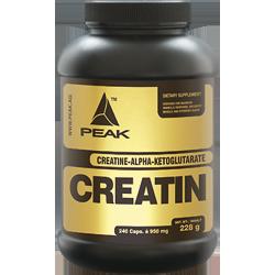 Peak Creatin AKG | 240 caps