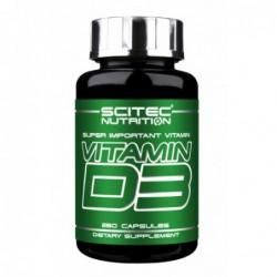 Scitec Vitamin D3 | 250 caps