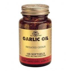 Solgar Garlic Oil Reduced Odour