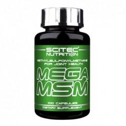 Scitec Mega MSM 800mg   100 caps