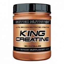 Scitec King Creatine | 120 caps
