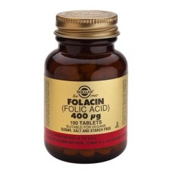 Solgar Folic Acid 400ug | 250 tabs