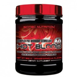 Scitec Hot Blood 3.0 | 0.820kg