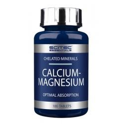 Scitec Calcium Magnesium | 100 tabs