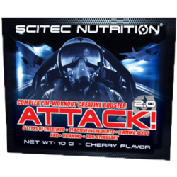 Scitec Attack sachet | 25 packs