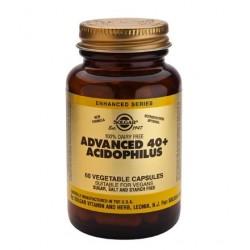 Solgar Advanced 40+ Acidophilus | 60 caps
