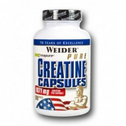 WEIDER Pure Creatine | 100 caps