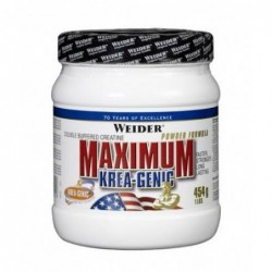 WEIDER Maximum Krea-Genic Powder | 0.454kg