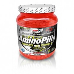 Amix Amino Pills | 330 tabs