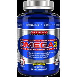 ALLMAX Omega-3 | 180sgels
