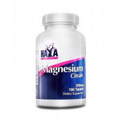 Haya Labs Magnesium Citrate | 50 tabs