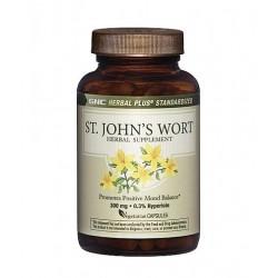 GNC Herbal Plus St. John\'s Wort | 60 caps