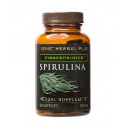 GNC Herbal Plus Spirulina | 90 caps