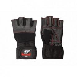 Armageddon Sports Ръкавици с накитници Red