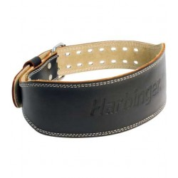 Harbinger 4\'\' Padded Leather Belt