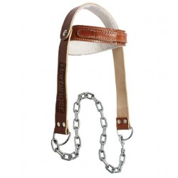 Harbinger Leather Head Harness