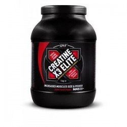 QNT Creatine X3 Elite | 1.000kg