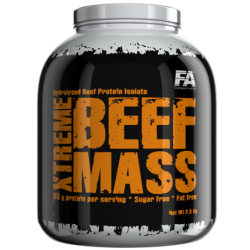 FA Nutrition Xtreme Beef Mass | 2.500kg