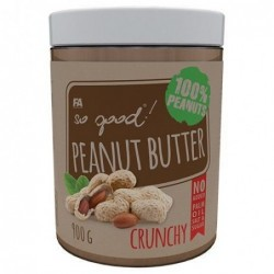FA Nutrition So Good! Peanut Butter Crunchy | 0.350kg