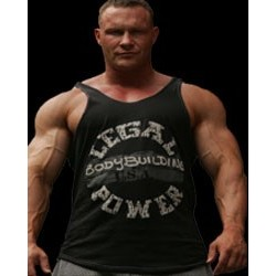 Legal Power Tank Top