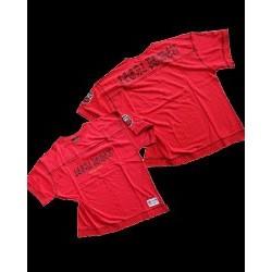 Legal Power Big Тениска - Червена