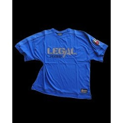 Legal Power Тениска - Синя