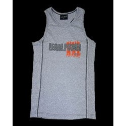 Legal Power Tank Top - Сив