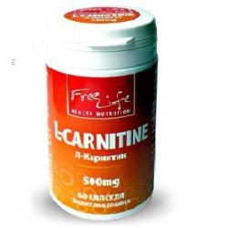 FreeLife L-carnitine   60 caps