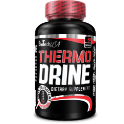 Biotech USA Thermo Drine | 60 tabs