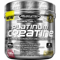 MuscleTech Platinum 100% Creatine | 400g